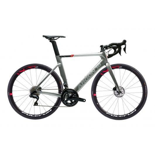 Argon 18 Nitrogen Disc Ultegra 8020 Aero Road Bike